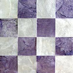 Capiz Shells Tile 10002